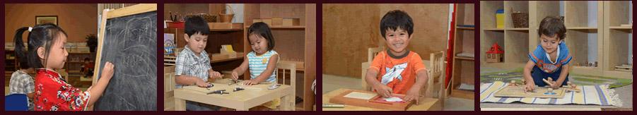 Toddler Early Learning Program